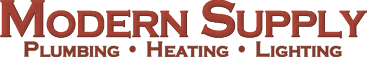 Modern Plumbing Supply Inc. Logo